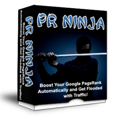 Product picture PageRank Ninja with Master Resale Rights