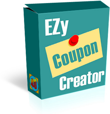 Product picture Ezy Coupon Creator With Master Resale Rights